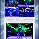 LED Laser Shows