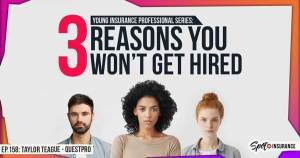 Ep. 158: 3 Reasons You Won't get Hired