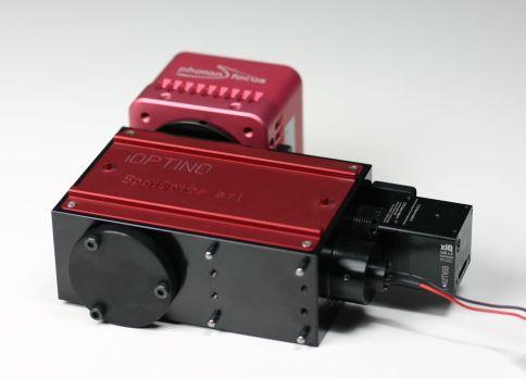 iOptino with High resolution camera