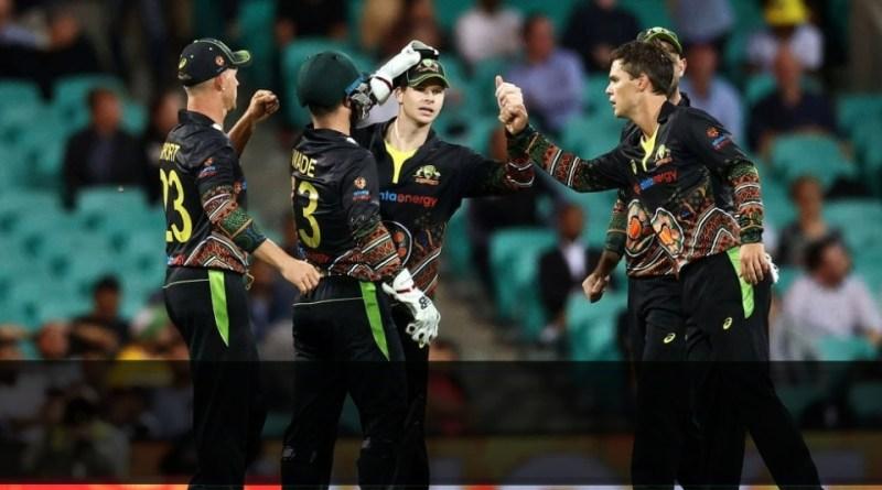 Australia wins 3rd Dettol T20I by 12 runs