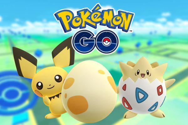 画像2: ポケモンGOですが、待望のアップデートで新たにポケモンが追加!ピチュー(Pichu)やトゲピー(Togepi)が加わり、その他にもポケットモンスター金・銀から新しく加わっていることが予想されています!さらにピカチューも赤い帽子を被ったクリスマスバージョンになっている様です! The post 待望のアップデート!Pokemon GOに新たなポケモンが追加、ピカチュウもクリスマスバージョンに?! appeared first on Spotry.me. spotry.me
