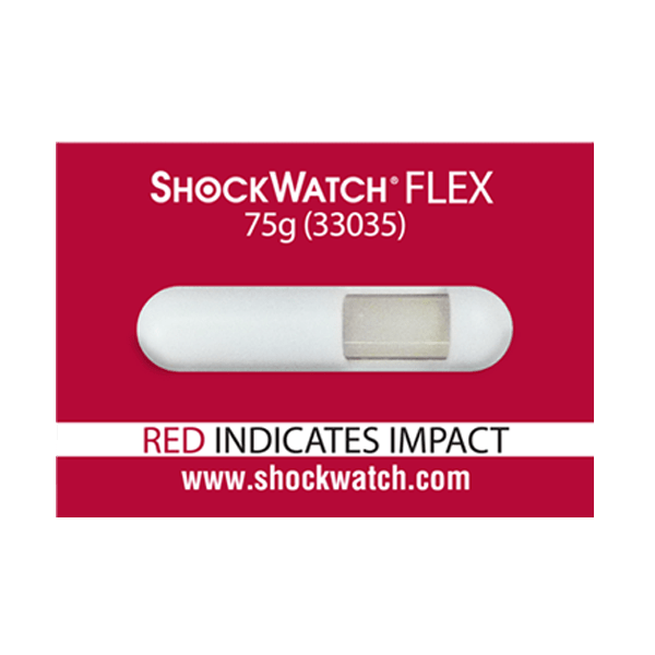 ShockWatch Flex by Spotsee