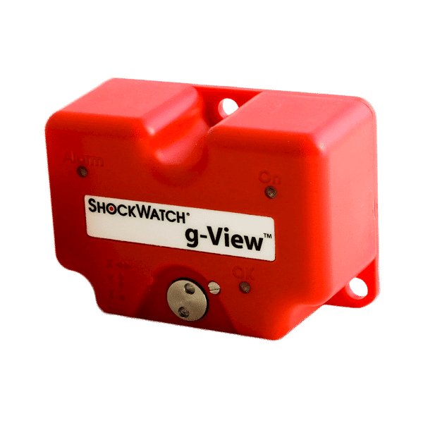 ShockWatch g-View SpotSee Impact Monitors