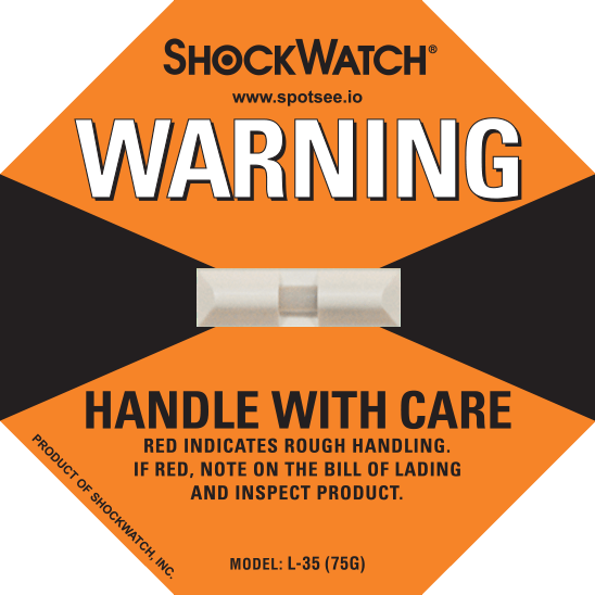 ShockWatch Label by Spotsee