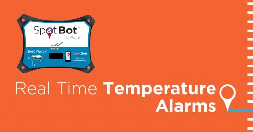 real time temperature alarms
