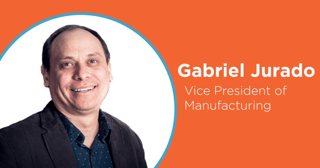SpotSee Contrata a Gabriel Jurado como Vicepresidente de Fabricación SpotSee Hires Gabriel Jurado as Vice President of Manufacturing