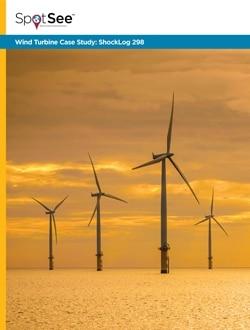 Wind Turbine Case Study: ShockLog 298