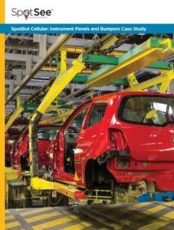 Automotive Instrument Panels and Bumpers Case Study: SpotBot Cellular