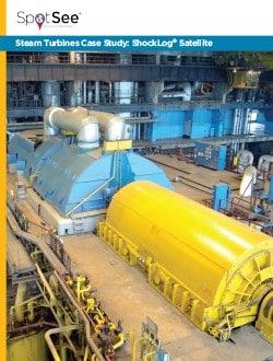 Steam Turbines Case Study: ShockLog Satellite