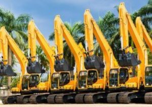 Heavy Equipment Rental Application SpotSee Applications