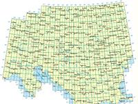 Rakousko-Uherské vojenské mapy