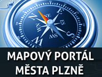 Mapový portál Plzně