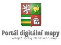 Digitální mapy Plzeňského kraje