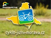 Cyklomapa Jižní Morava