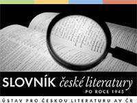 Slovník České literatury