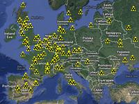 Jaderné elektrárny světa
