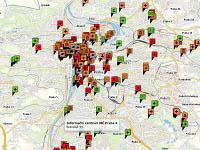 Přístupnost budov v Praze