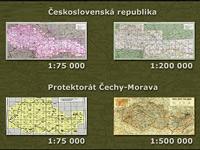 Staré mapy opevnění