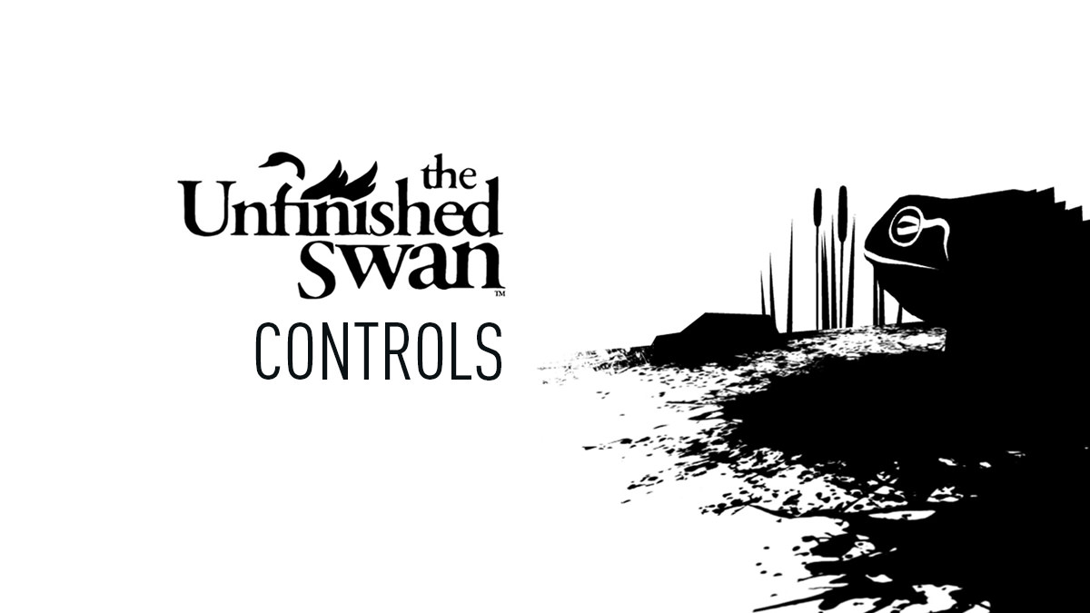 The Unfinished Swan – Controls