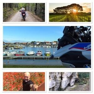 Visite du Bassin d'Arcachon-SpottMoto- Trail et Maxitrail