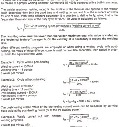 tecna ac spot welding gun brochure 16 75kva english 6mb download instruction manual download technical data  [ 1246 x 1841 Pixel ]