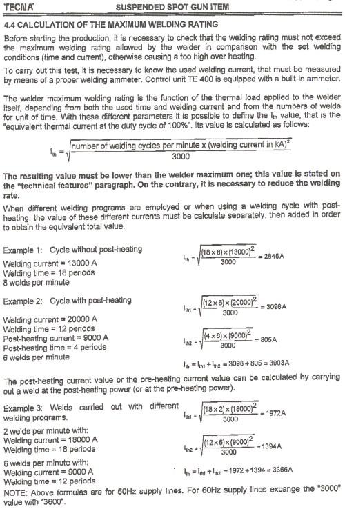 small resolution of tecna ac spot welding gun brochure 16 75kva english 6mb download instruction manual download technical data