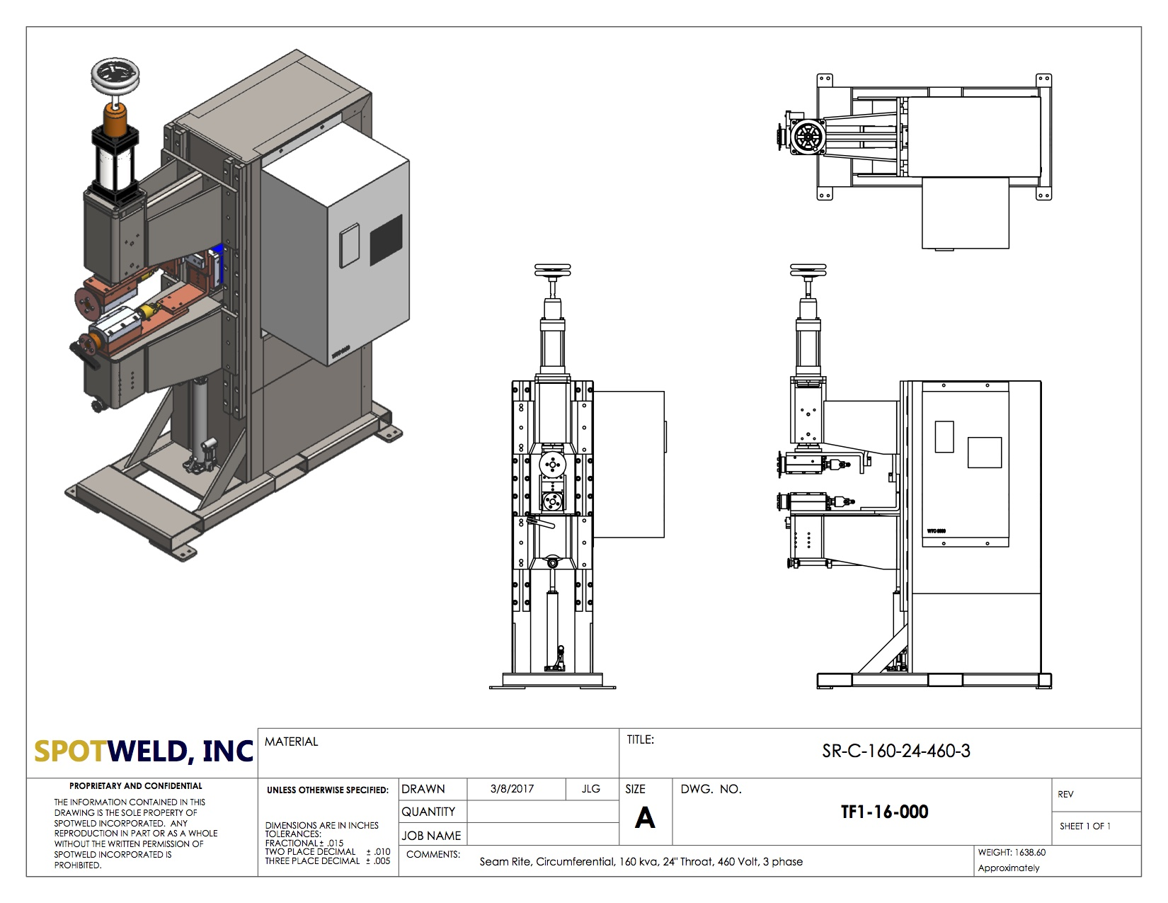 hight resolution of spot weld inc circumferential seam welder footprint with wtc gen6 mfdc inverter control
