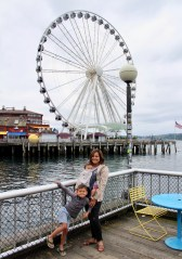 Family Travel Guide – Seattle: Pike Place Market / Great Wheel – Spousesproutsandme.wordpress.com