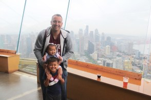 Family Travel Guide – Seattle: Seattle Space Needle – Spousesproutsandme.wordpress.com