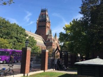Travel Guide: Boston on a Budget - Harvard Tour - www.spousesproutsandme.com