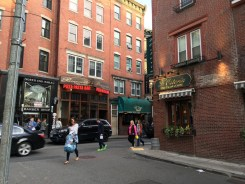Travel Guide: Boston on a Budget - Little Italy - Regina Pizzeria - www.spousesproutsandme.com