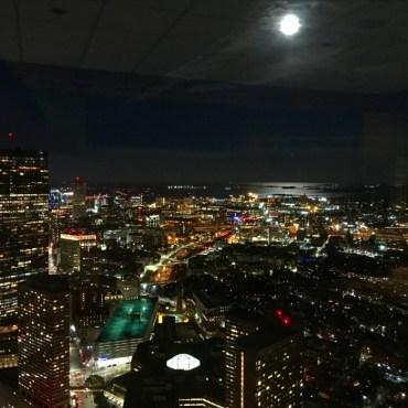Travel Guide: Boston on a Budget - Skywalk Observatory - www.spousesproutsandme.com