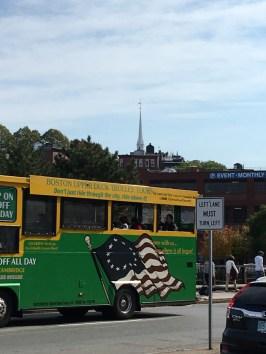 Travel Guide: Boston on a Budget - City View Hop on Hop off Tour - www.spousesproutsandme.com
