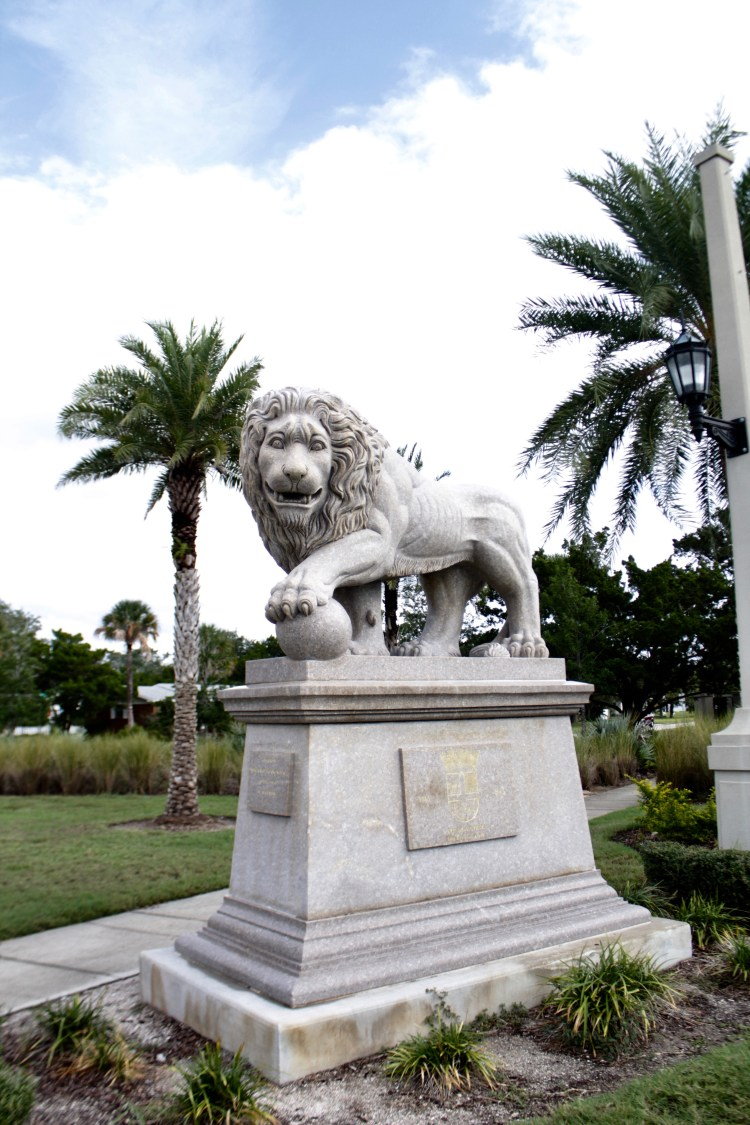 Travel Guide: St Augustine in a Day - Bridge of Lions - www.spousesproutsandme.wordpress.com