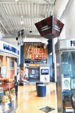 Family Travel Guide: Chapel Hill, NC - Carolina Basketball Museum - www.spousesproutsme.com