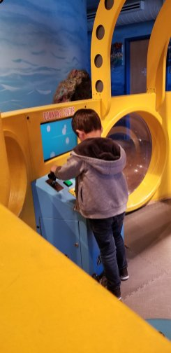 Family Travel Guide: Raleigh, NC - Marbles Kids Museum - www.spousesproutsme.com