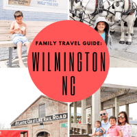 Family Travel Guide: Wilmington, NC