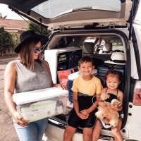 Family Emergency Car Kit