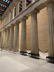 The Parthenon - Nashville Travel Guide - www.spousesproutsme.com