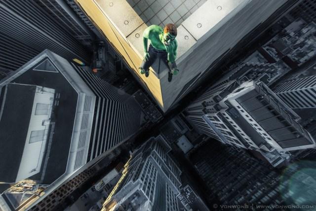 Супергерои на небоскребах 2