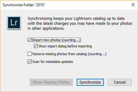 Lightroom-Synchronize-Folder