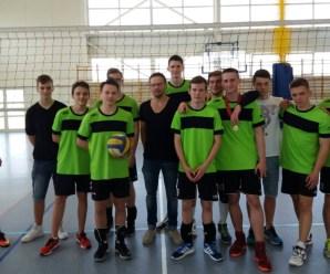 IV Wiosenny Turniej Piłki Siatkowej chłopców