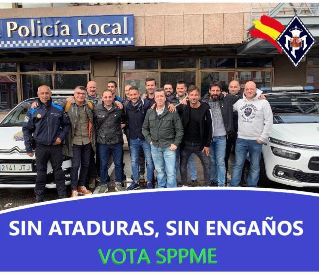 El SPPME de Galicia ya tiene presencia en el Ayuntamiento de Vigo