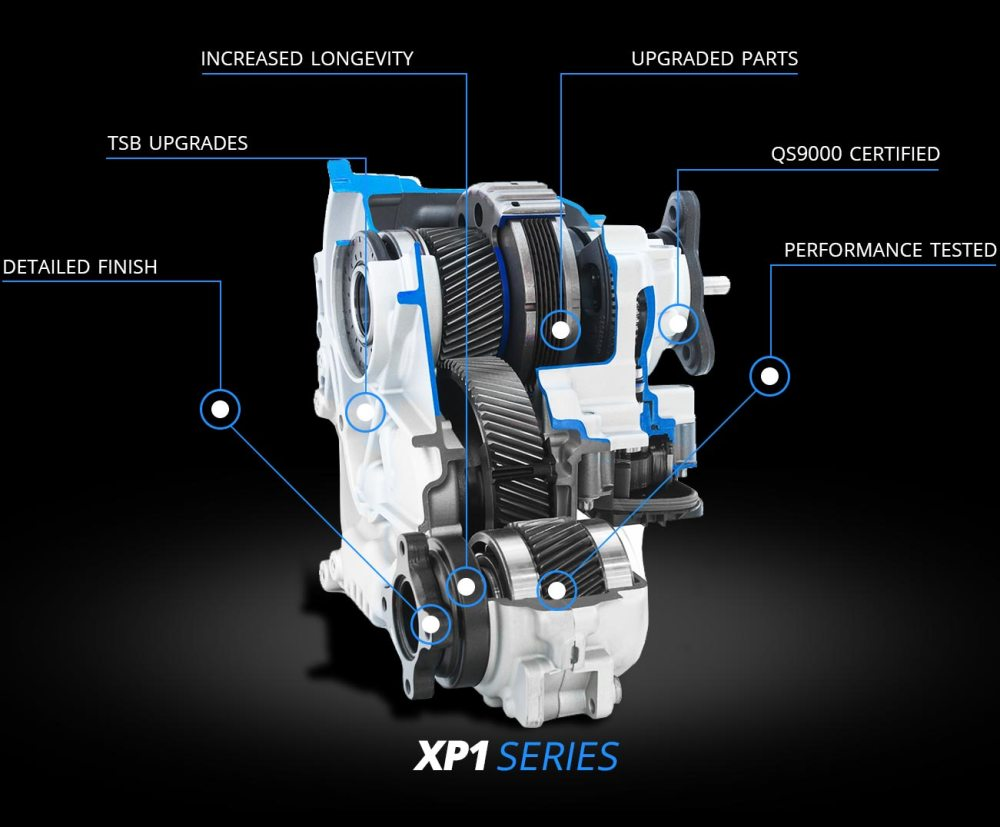 medium resolution of warranty core info np271 transfer case features