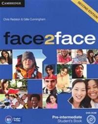 Engelskkurs nivå A2-B1 viderekommen face2face textbook