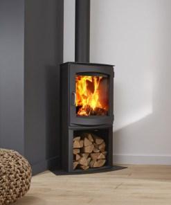 Dik Guerts Olaf 8kw Wood Burning Stove