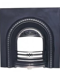 Lombard Arch Cast Iron Insert