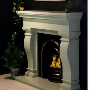 Van Gogh Mable Fireplace