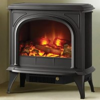 Gazco Huntingdon 30 Electric Stove Spratt Fireplaces ...