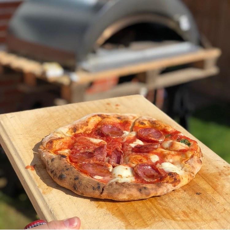 Nono Pepe Pizza Oven